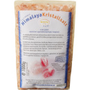 Himalayasalz Granulat in Cello-Beutel 1000g